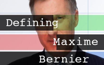 Blackballed: Defining Maxime Bernier