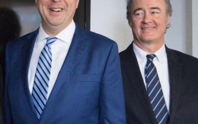 John Gormley interviews James Di Fiore re Maxime Bernier VS Warren Kinsella