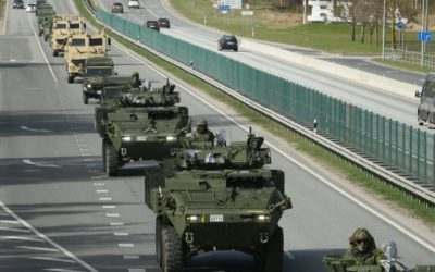 Canadians report increase in military presence across the country
