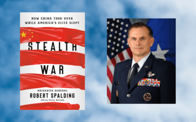 General Robert Spalding Interview: 'China is already at war with us.'
