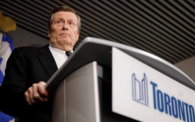 Mayor John Tory puts the 'men' in menstruation